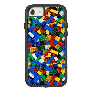 Bouw van de Bakstenen van de Bouw van Bouwstenen Case-Mate Tough Extreme iPhone 8/7 Hoesje