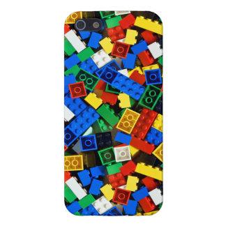 Bouw van de Bakstenen van de Bouw van Bouwstenen iPhone 5 Hoesjes