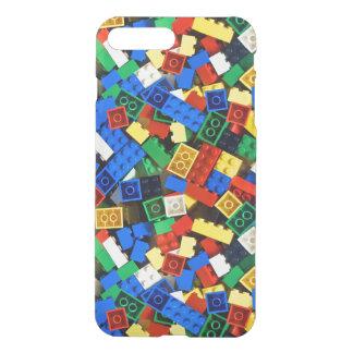 Bouw van de Bakstenen van de Bouw van Bouwstenen iPhone 8/7 Plus Hoesje