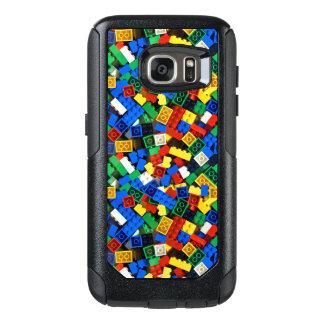 Bouw van de Bakstenen van de Bouw van Bouwstenen OtterBox Samsung Galaxy S7 Hoesje
