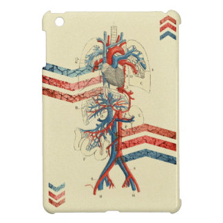 Boven en beneden iPad mini case