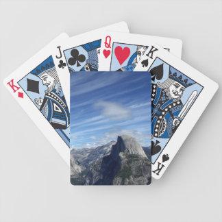 Boven Halve Koepel Poker Kaarten