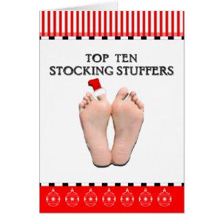 Bovenkant Tien Opslag Stuffers Briefkaarten 0