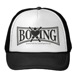 Boxing.style Trucker Cap