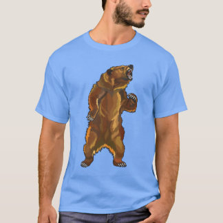 boze grizzly t shirt