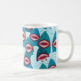 Boze Haaien Koffiemok