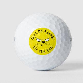 Boze Kat Golfballen