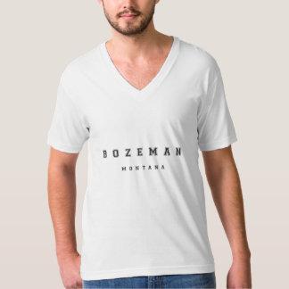 Bozeman Montana T Shirt