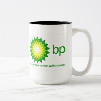 BP: Fabrikant van de Globale Mok van de Koffie van