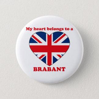 Brabant Ronde Button 5,7 Cm