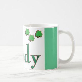 Brady het Iers Koffiemok
