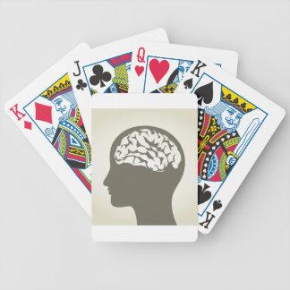 Brain5 Bicycle Speelkaarten