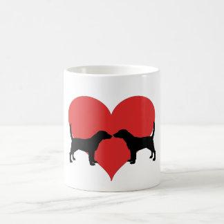 brak liefde koffiemok