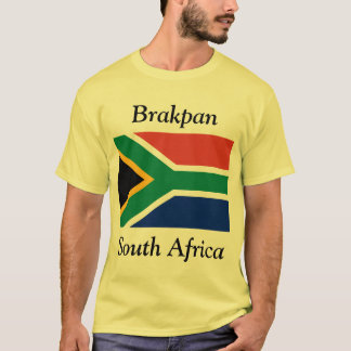 Brakpan, Gauteng, Zuid-Afrika T Shirt