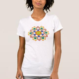 Brand van Verwezenlijking Mandala 2 T Shirt