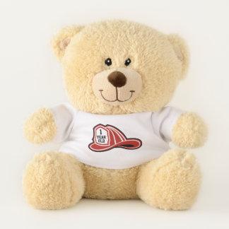 Brandbestrijder/de Teddybeer van de Douane van de