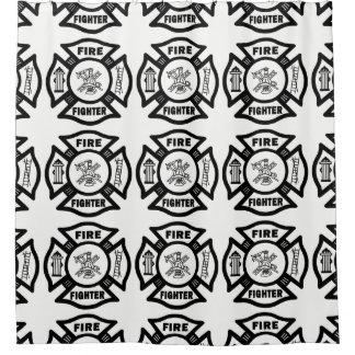 Brandbestrijder Gordijn 0