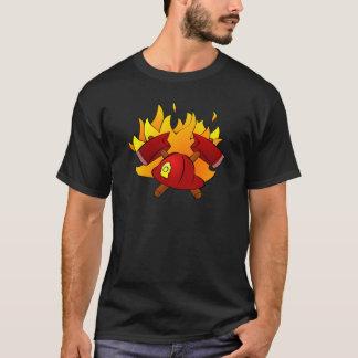 Brandbestrijder T Shirt