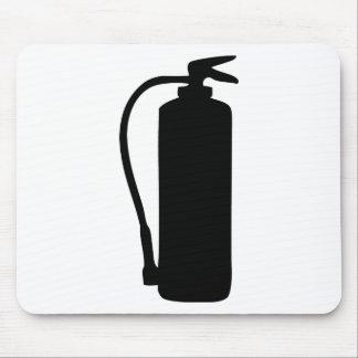 brandblusapparaat muismatten