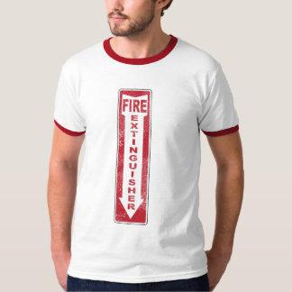 Brandblusapparaat T Shirt
