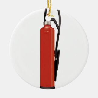 Brandblusapparaatontwerp Rond Keramisch Ornament