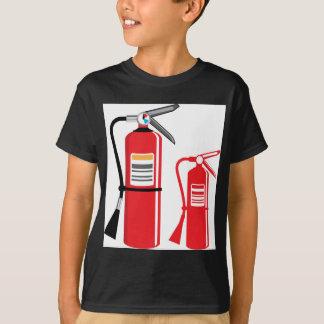 BrandblusapparaatVector T Shirt