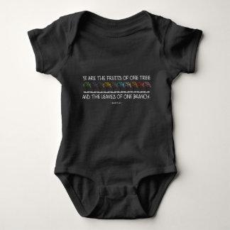 Brandkast met me Bodysuit van het Baby van de Boom