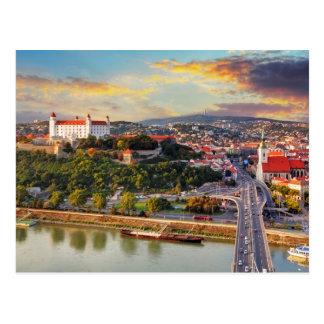 Bratislava, Slowakije Briefkaart