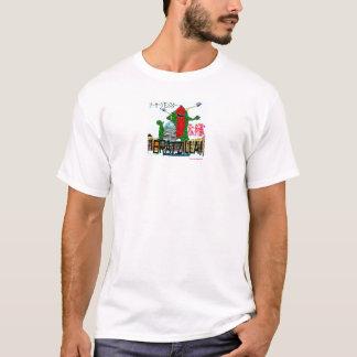 Bratzilla vernietigt de LUXEKleur van Madison T Shirt
