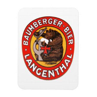 Brauerei Baumberger Langenthal Magnet Magneet