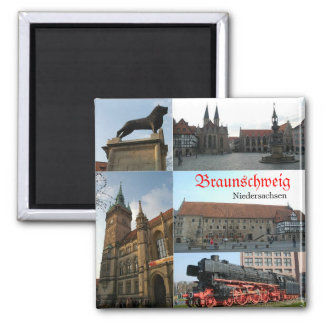 Braunschweig Magneet