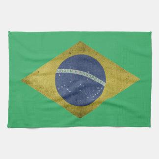 Braziliaanse diamant theedoek