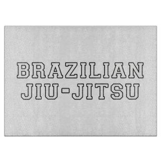 Braziliaanse Jiu Jitsu Snijplank