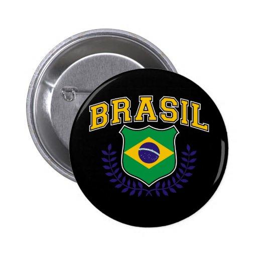 Brazilië Speldbuttons