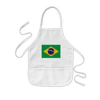 Brazilië Kinder Schort