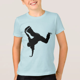 breakdancer ontwerp t shirt