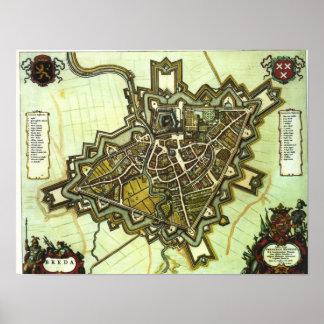 Breda - 1652 poster