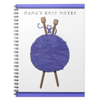 breien-themed giften ringband notitieboek