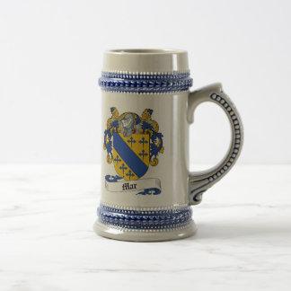 Breng de Stenen bierkroes van het Wapenschild in Bierpul