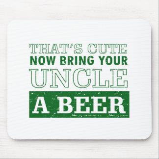 Breng Oom een Bier Muismat