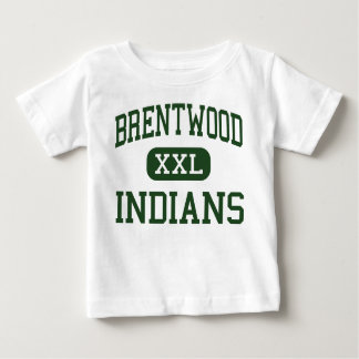 Brentwood - Hoge Indiërs - - Brentwood New York Baby T Shirts
