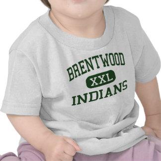 Brentwood - Hoge Indiërs - - Brentwood New York T Shirt