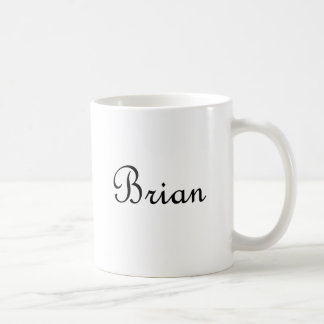 Brian Koffiemok