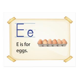 Brief E Briefkaart
