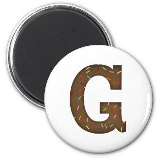 Brief G Magneet