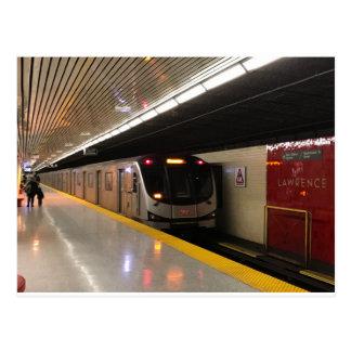 Briefkaart 002 van Toronto van de doorgang - de