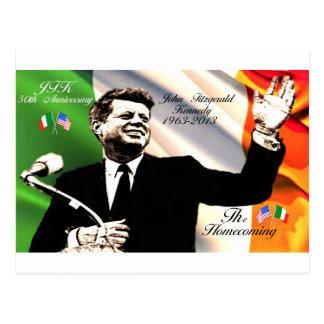 Briefkaart JFK