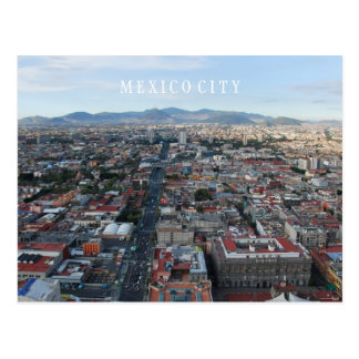 Briefkaart | Mexico - Mexico-City