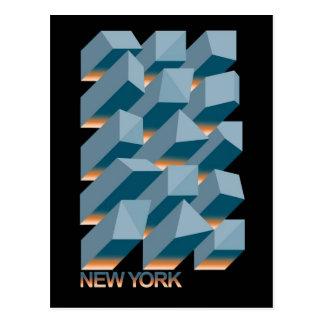 Briefkaart NYNY Broadway