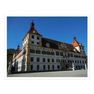 Briefkaart - Schloss Eggenberg, Graz, Oostenrijk
